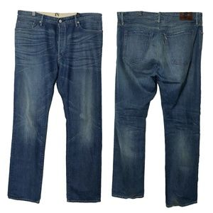 Levis Made Crafted Ruler Straight Jeans Button Fly